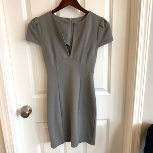 Tobi Gray Mini Dress